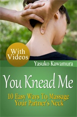 you knead me how to massage your partner's neck