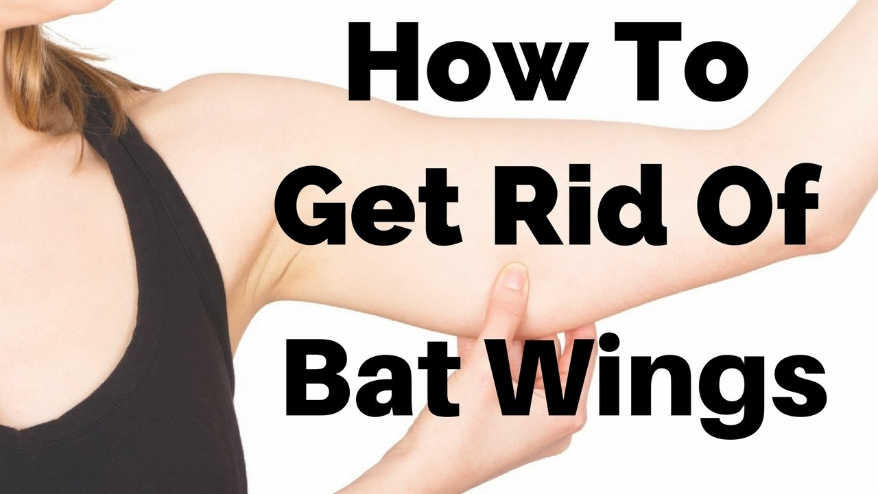 Massage Monday self massage to get rid of bat wings