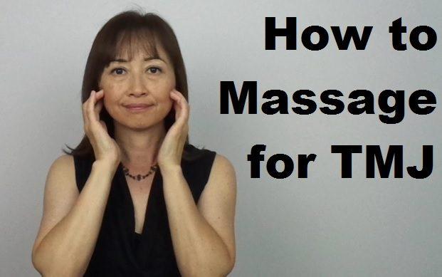 massage monday how to massage tmj