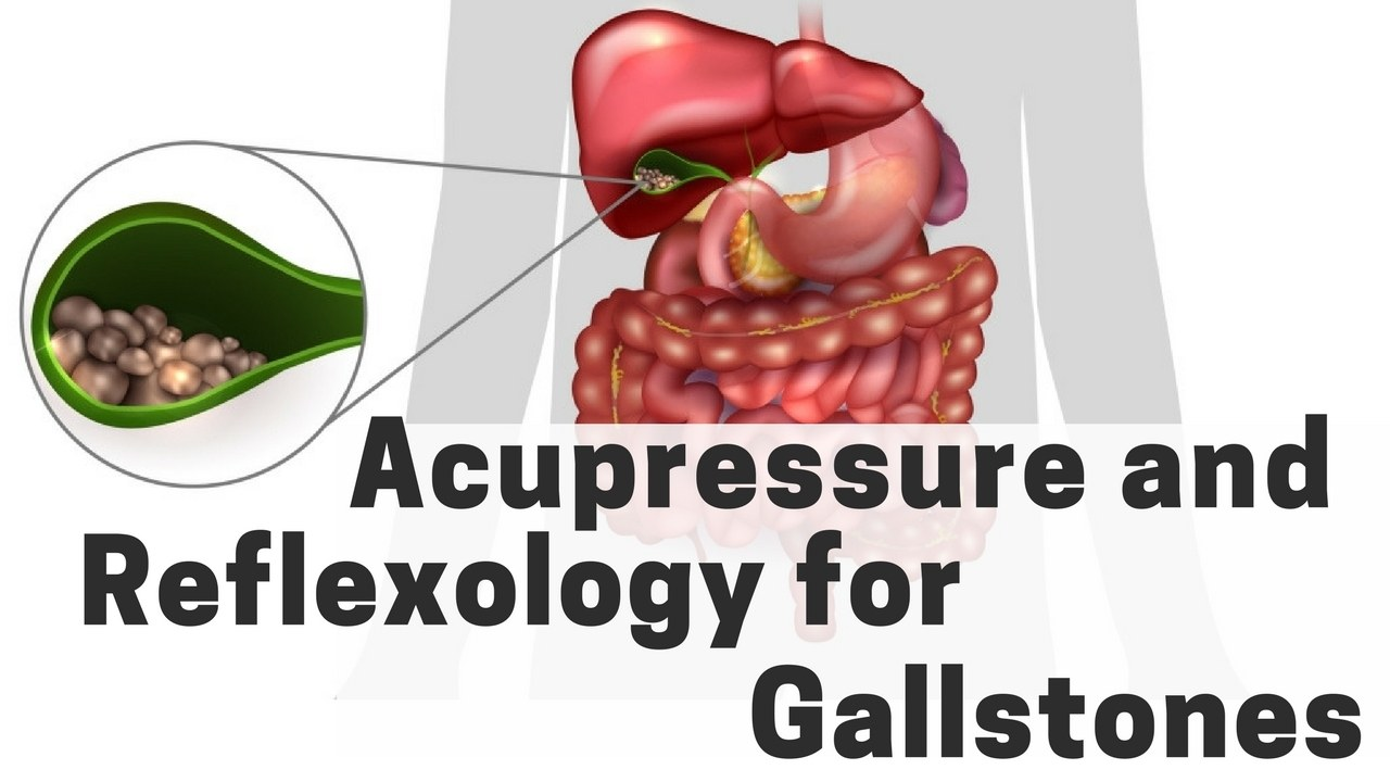 Massage Monday Acupressure and Reflexology for Gallstones